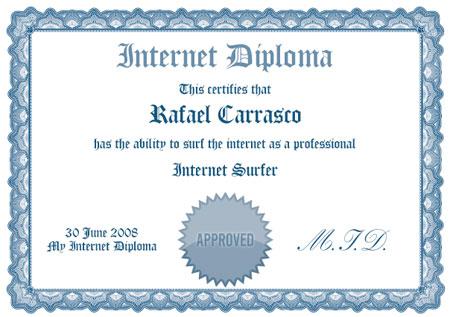 Bordes para certificados de derecho - Imagui